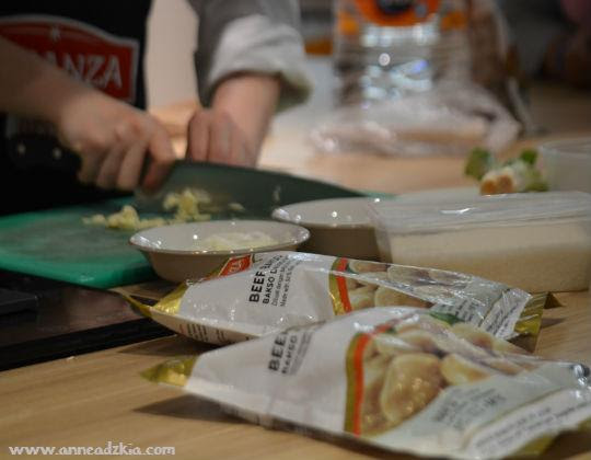 farmers market cooking class
