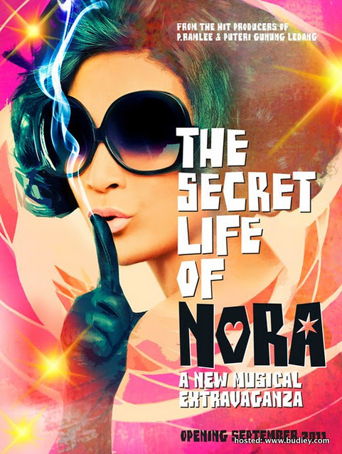 Teater Muzikal The Secret Life of Nora