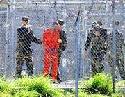 Prigionieri nella base Usa di Guantanamo