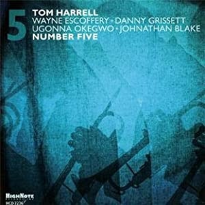 Tom Harrell  - No 5   cover