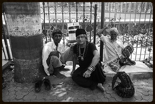 My Friends The Ear Cleaners of Bandra Talao by firoze shakir photographerno1