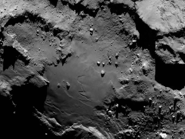 """Primi Close-Up Foto Del Sistema Solare """"più pazzo Bonkers Comet"""""""
