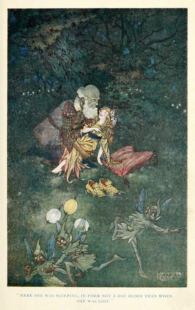 Charles James Folkard - British fairy and folk tales 2
