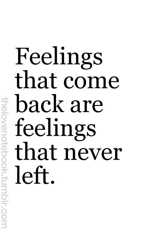 Quotes About Back In Love 534 Quotes