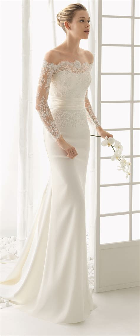 trubridal wedding blog rosa clara  bridal collection