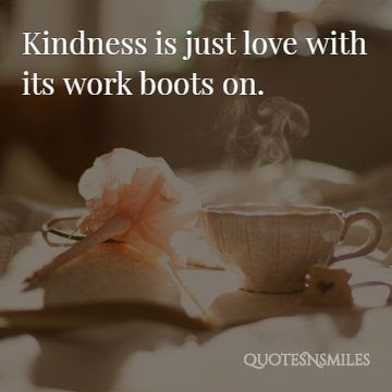 Famous Quotes On Kindness Quotesgram Famous Quotes