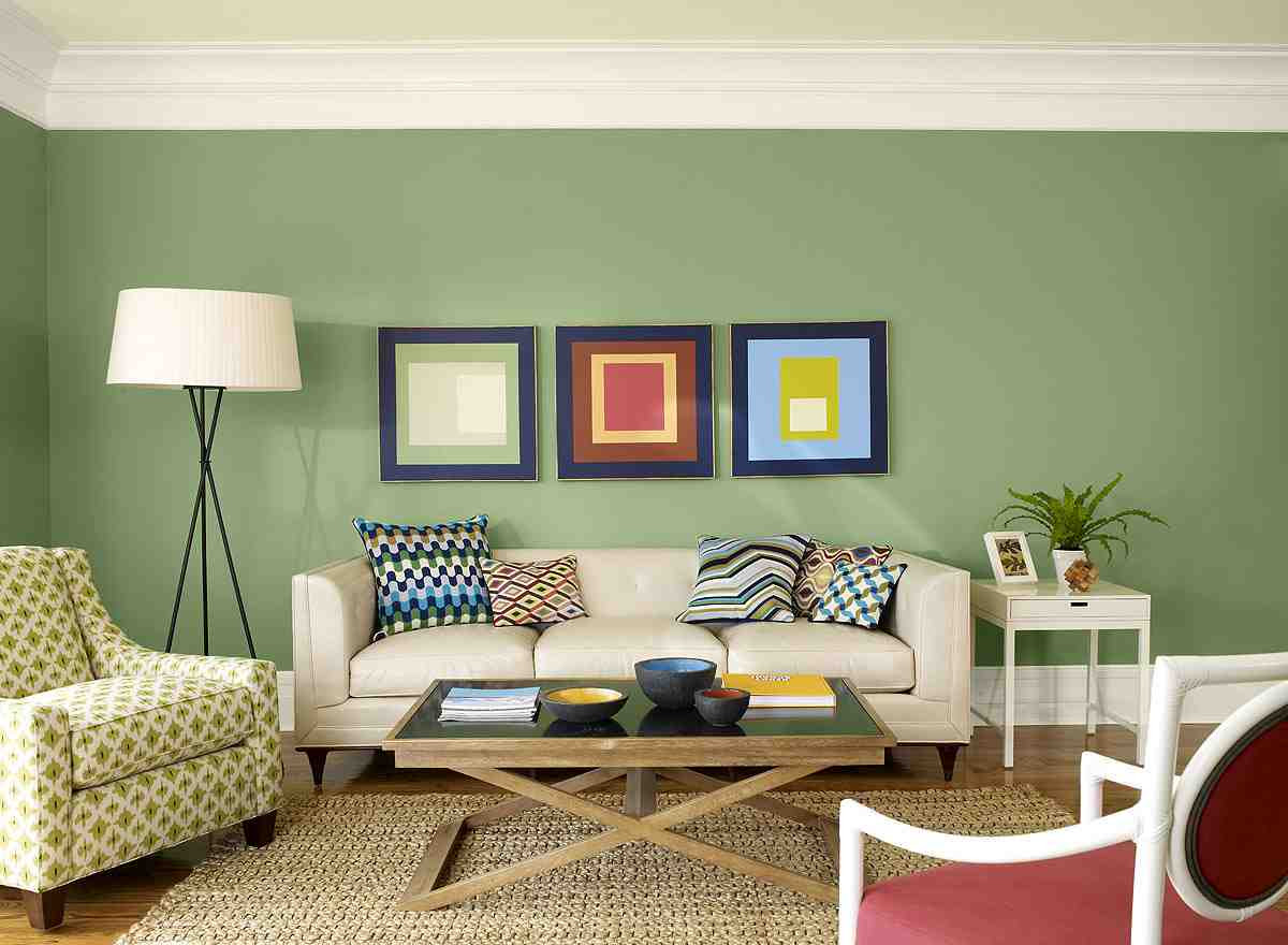 Popular Living Room Colors For Walls - Modern House