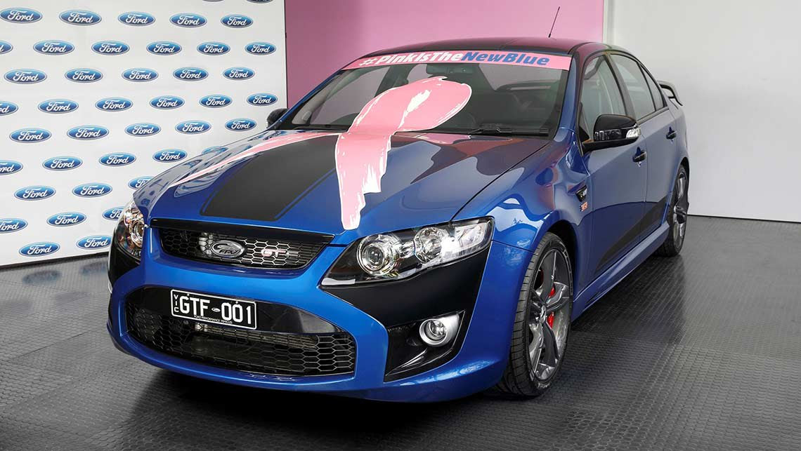 Last Ford Falcon Gts Sell For 393700 Car News Carsguide