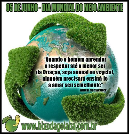 Mensagens Sobre Meio Ambiente Mensagens Cultura Mix