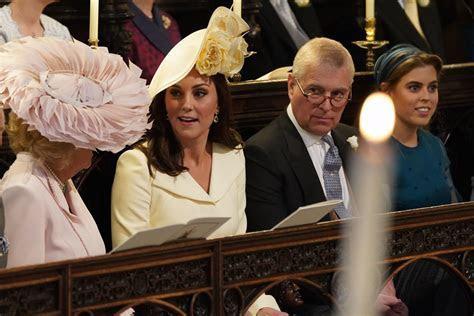 Prince Harry Meghan Markle Royal Wedding Kate Middleton