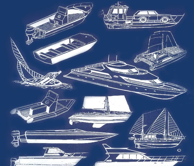 Outboard powered wooden boat plans | Boat Plan