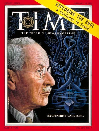 TIME Magazine Cover: Carl Jung -- Feb. 14, 1955