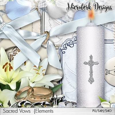 Sacred Vows Elements
