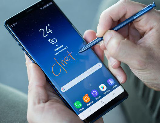 Samsung Galaxy Note8 User Guide Manual Tips Tricks Download