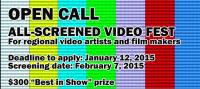 All-screened Videofest