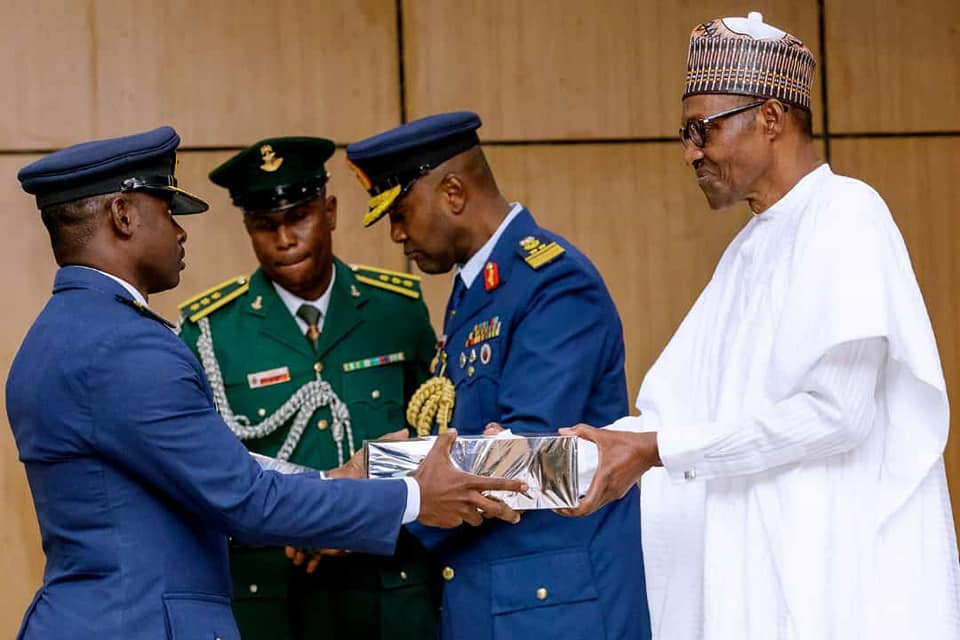Nigerian Air Constrain Officer Breaks 20-Year Record