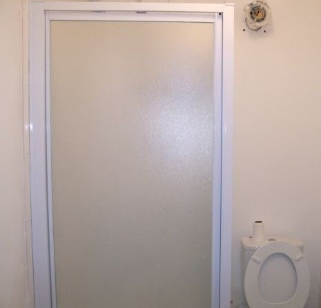 Design trend: Property developers increasingly limit bathrooms to only 2 dimensions, in order to save space.