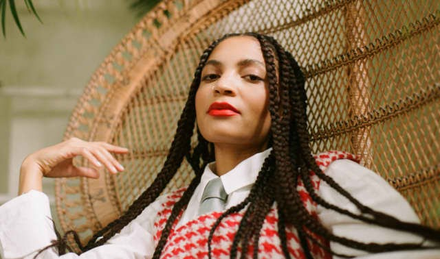 """Sans Souci pauses for healing on R&B cut """"I'm On"""""""