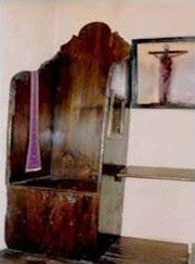 Confesionario del Santo Cura de Ars