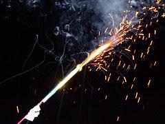 Sparks! by Teckelcar
