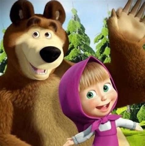 koleksi gambar masha   bear terlengkap  gambar