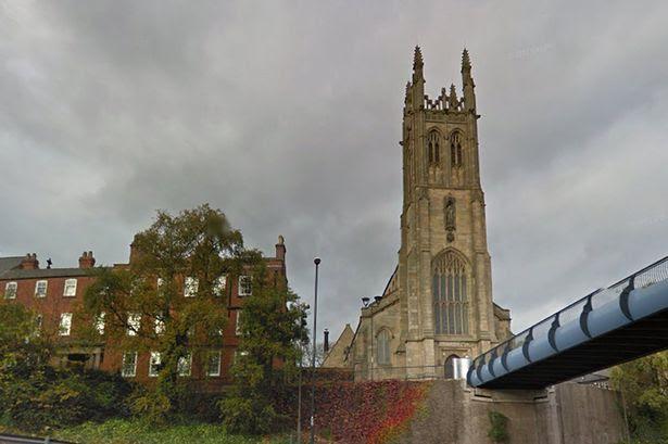 St Mary's Church, Derby