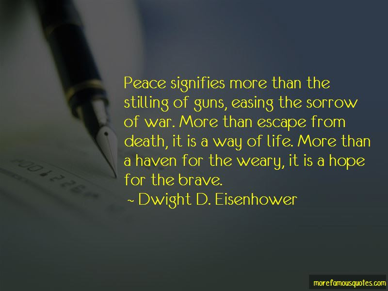 Easing Death Quotes Top 4 Quotes About Easing Death From Famous Authors