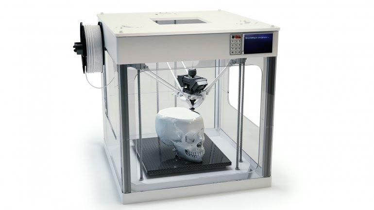 La impresión 3-D representó un antes y un después para la medicina