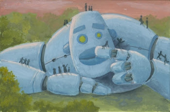 Big Friendly Giant Robot