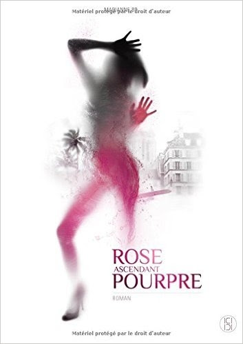 Couverture Rose ascendant pourpre