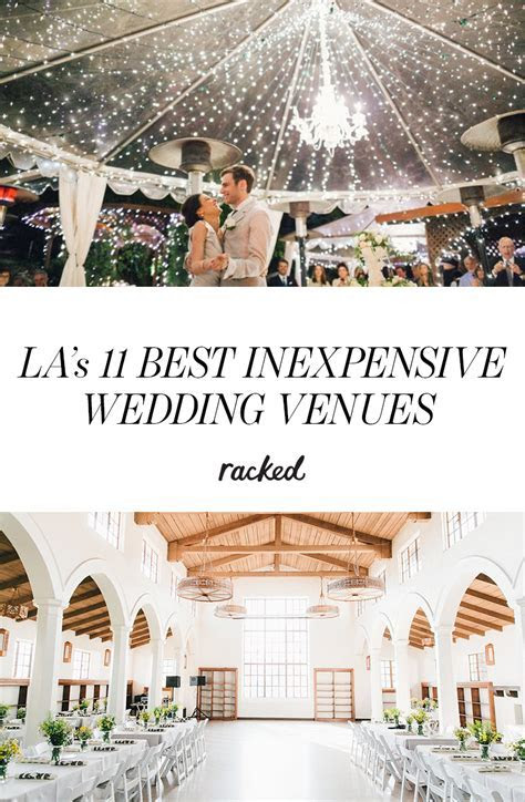 15 of the Most Inexpensive LA Wedding Venues   Wedding