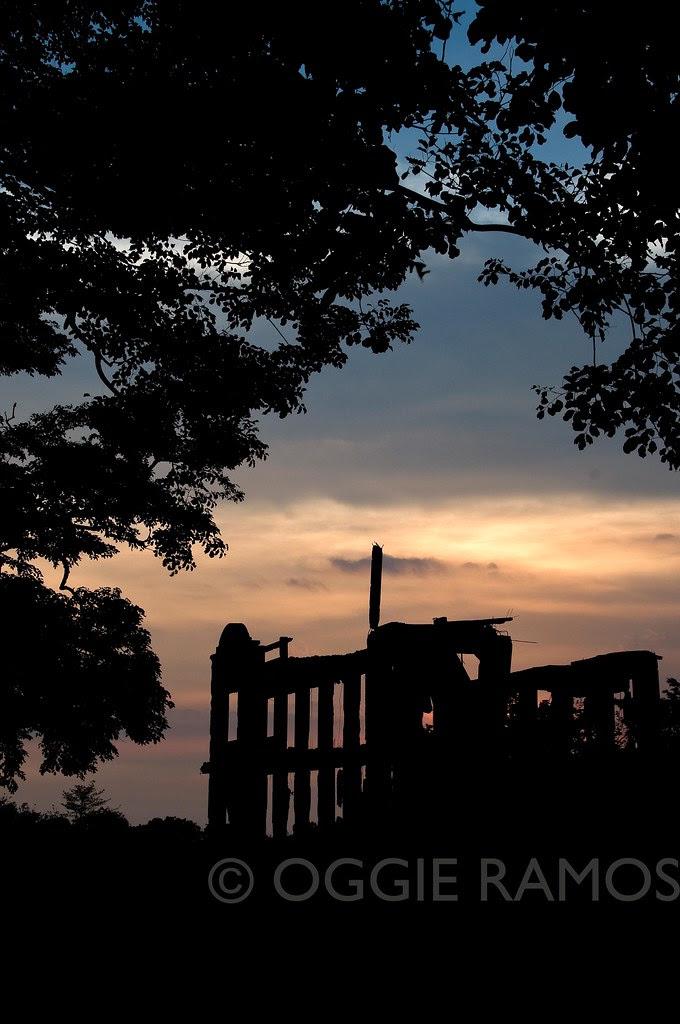 Corregidor - Milelong Sunset Silhouettes