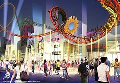 Coney Island-to-be: talk about a freak show