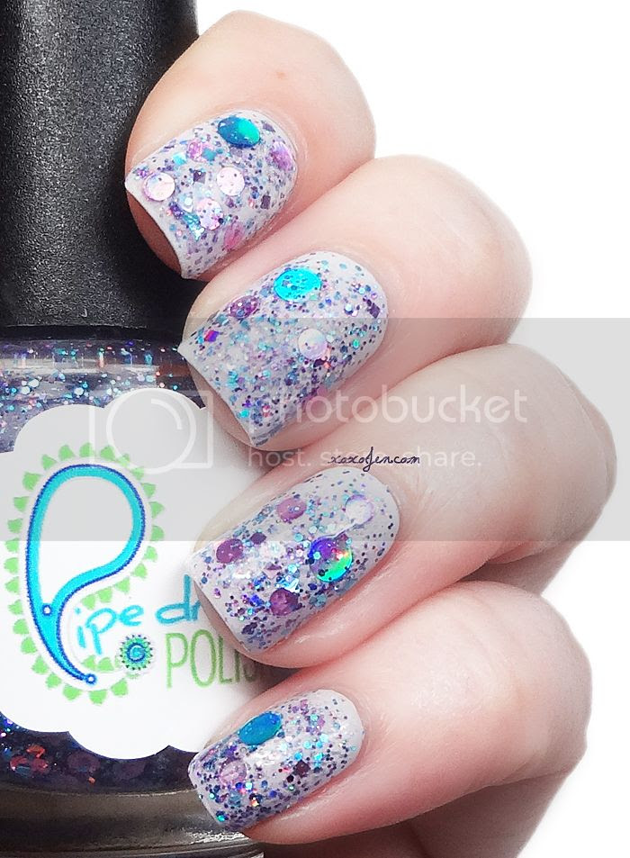 xoxoJen Pipe Dream Polish Twigs and Berries