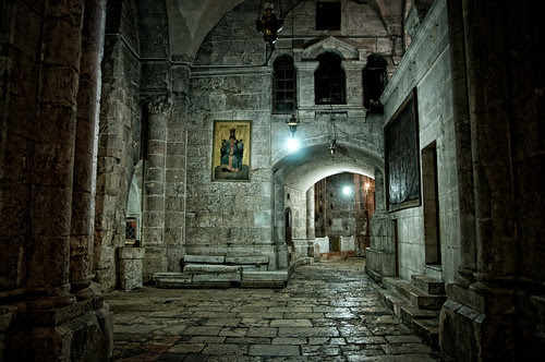 Jerusalem- Church of the Holy Sepulcher