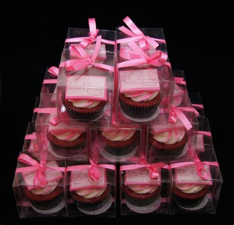 Gallery   Cupcake Favors   Cake in Cup NY