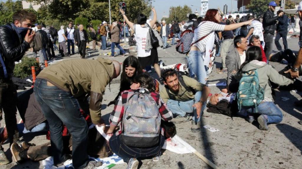 Атака террористов в Турции 8