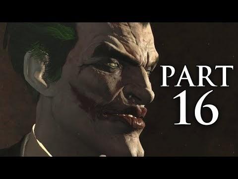 you movies : Gameplay Batman Arkham Origins Walkthrough Part 16