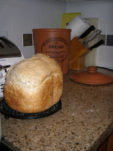what do i do all day: bread