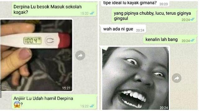 Status Whatsapp Gambar Lucu Wa Bikin Ngakak