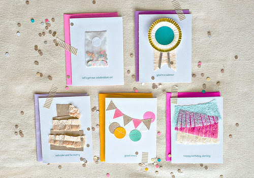 diy-greeting-cards via The Sweetest Occasion