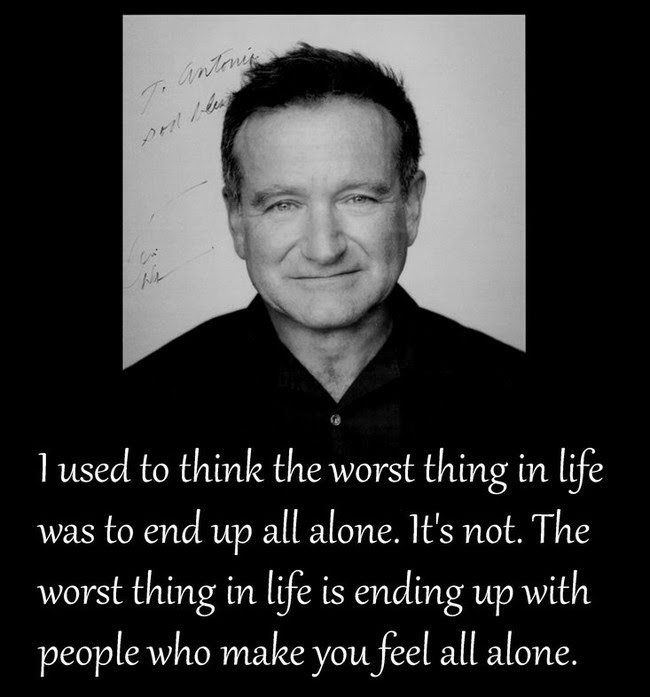 13 Times Robin Williams Hit Us Right In The Feels Viralserv