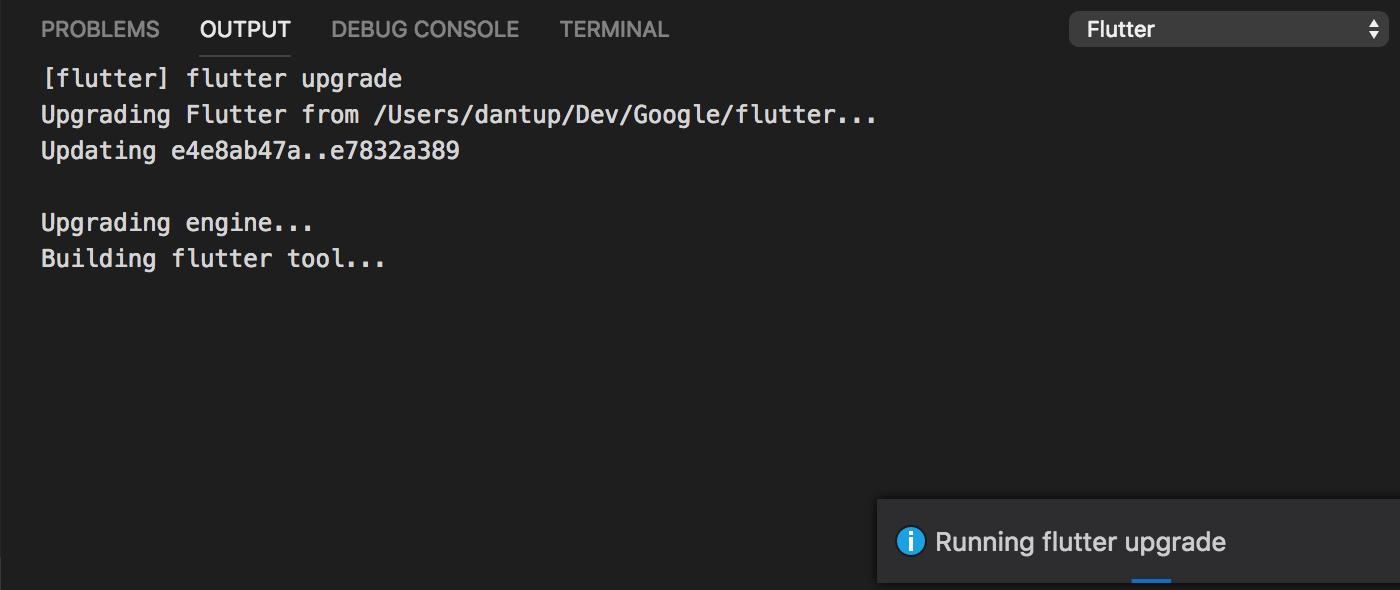 VS Code plugins v2 16 0 - Create emulators, Dart test runner