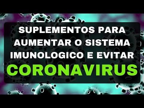 CORONAVÍRUS SUPLEMENTOS PARA AUMENTAR O SISTEMA IMUNOLÓGICO E DIFICULTAR O CORONA CASA MAROMBA