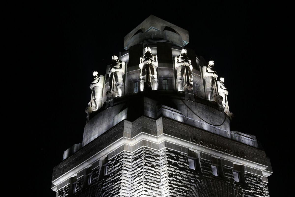 O Monumento à Batalha das Nações : O maior monumento da Europa 26