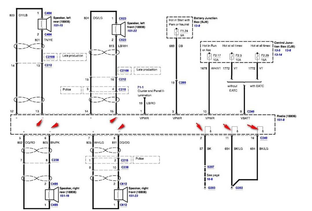 2005 Ford Crown Vic Wiring Diagrams 2005 Dodge Grand Caravan Engine Diagram Deviille Holden Commodore Jeanjaures37 Fr