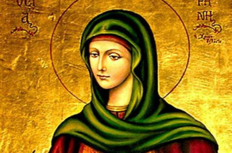Της Αγίας Ειρήνης της Χρυσοβαλάντου! Η μεγάλη γιορτή της ορθοδοξίας που τιμάμε σήμερα