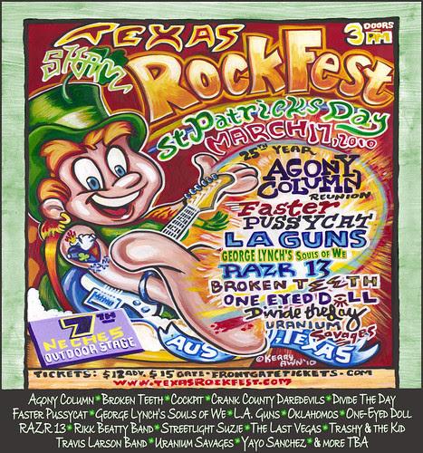 Texas Shamrockfest
