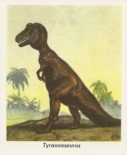 Golden Tyrannosaurus