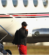 Inside Tiger Woods' £48m Gulfstream G550 private jet with luxurious seats for 18 passengers and top speed of 680mph (photos)